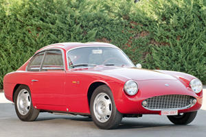 Zagato Classics up for Auction in London