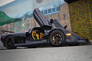 Unique Mosler RaptorGTR Available for $700,000