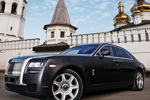 Entry Level Exotics: Rolls-Royce Ghost