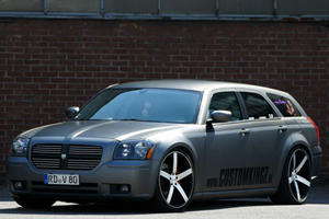Dodge Charger and Magnum by CustomKingz