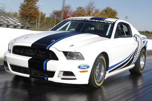 Ford Cobra Jet Packs EcoBoost for SEMA