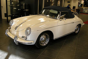 The Other Porsches: 356