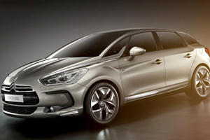 Shanghai 2011: Citroen DS5 Revealed