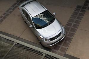 New York 2011: 2012 Nissan Versa