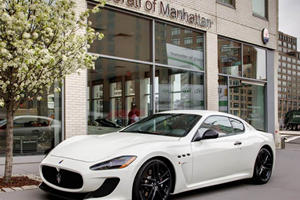 New York 2011: US-Spec Maserati Gran Turismo MC