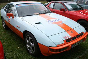 The Other Porsches: 924