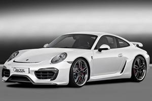 Porsche 911 by Caractere Exclusive
