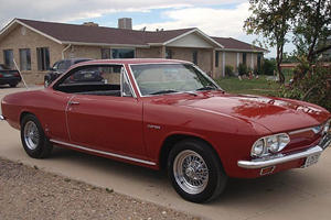 Turbocharging Pioneers: Chevrolet Corvair
