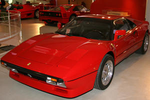 Turbocharging Pioneers: Ferrari 288 GTO
