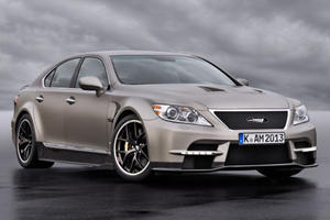 TMG Reveals Lexus LS Sports 650