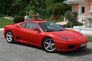 Ferrari's V8: 360/F430
