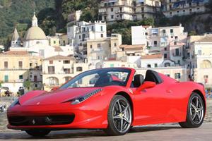 Ferrari's V8: 458 Italia