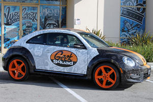 Geek Squad Beetle by West Coast Customs