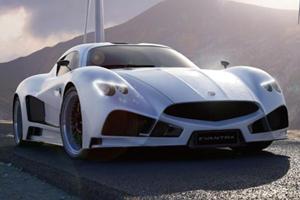 Mazzanti Evantra Speeds Toward Production