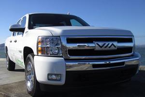 Via to Unveil 3 New EVs at Detroit