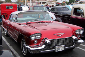 American Cruisers: Cadillac Eldorado