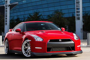 Nissan GT-R Stage III by Jotech