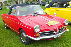 Cars that Defied the Norm: NSU Spider