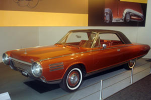 Cars that Defied the Norm: Chrysler Turbine Car