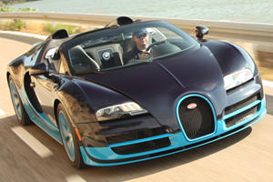 Cars that Defied the Norm: Bugatti Veyron