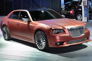 Chrysler 300S Turbine Pays Tribute to Original