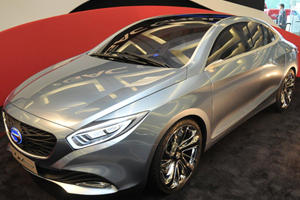 GAC E-Jet Concept Previewed at Detroit