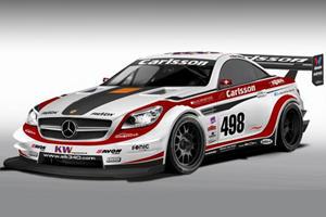 Carlsson Announces SLK 340 Racecar