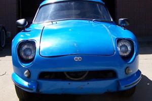 Unique of the Week: 1958 Deutsch-Bonnet HBR 5