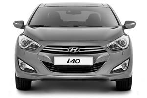 Pics And Details Of The Hyundai i40 Sedan