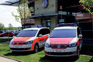 VW Brings New Emergency Medical Vehicles To RETTmobil
