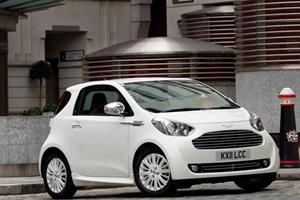 Rumor: Aston Martin Considering Cygnet EV