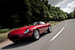 Eagle Brings 1960s Jaguar E-Type Speedster Back To Life