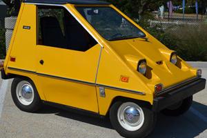 Horrible Small Cars: Vanguard CitiCar