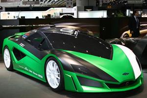 Bristol to Unveil Electric Supercar