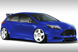 Focus ST TrackSTer by fifteen52 Heads to Chicago