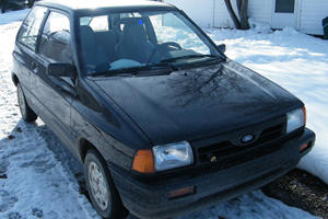 Horrible Small Cars: Ford Festiva/Aspire