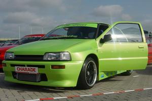 Horrible Small Cars: Daihatsu Charade
