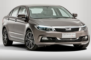 Qoros Reveals Geneva-Bound Trio