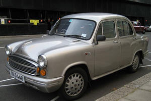 Cars That Won't Die: Hindustan Ambassador