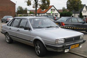 Cars That Won't Die: Volkswagen Santana