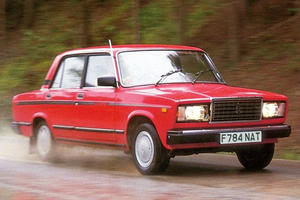 Cars That Won't Die: Lada Riva