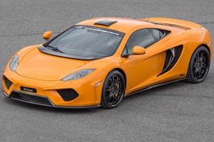 McLaren 12C Chimera by FAB Design