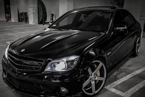 Benz C63 Striker by Need4Speed