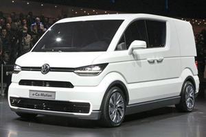 VW e-Co-Motion Electrifies the Van