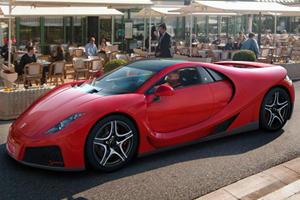2013 GTA Spano Debuts in Geneva