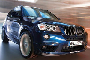 Alpina XD3 Biturbo Unveiled in Geneva