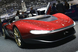 5 Coachbuilt Italians in Geneva