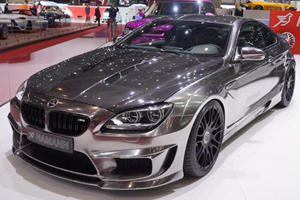 BMW M6 Mirr6r by Hamman