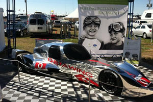 DeltaWing Coupe Revealed