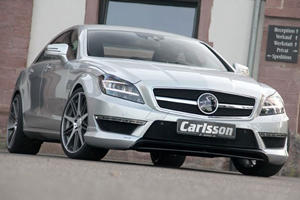 5 Carlsson-Tuned Mercedes Muscle